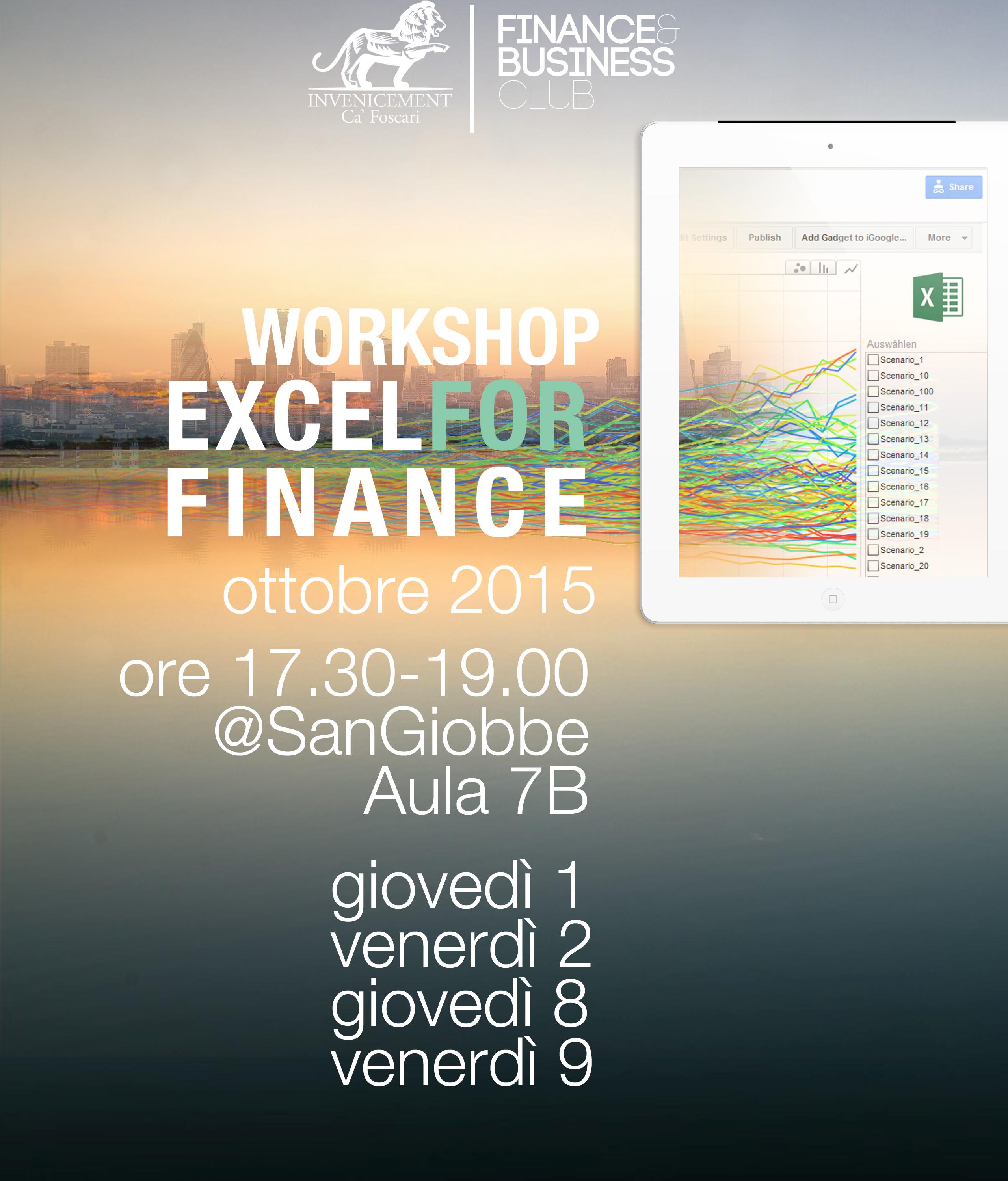 Scheda Excel
