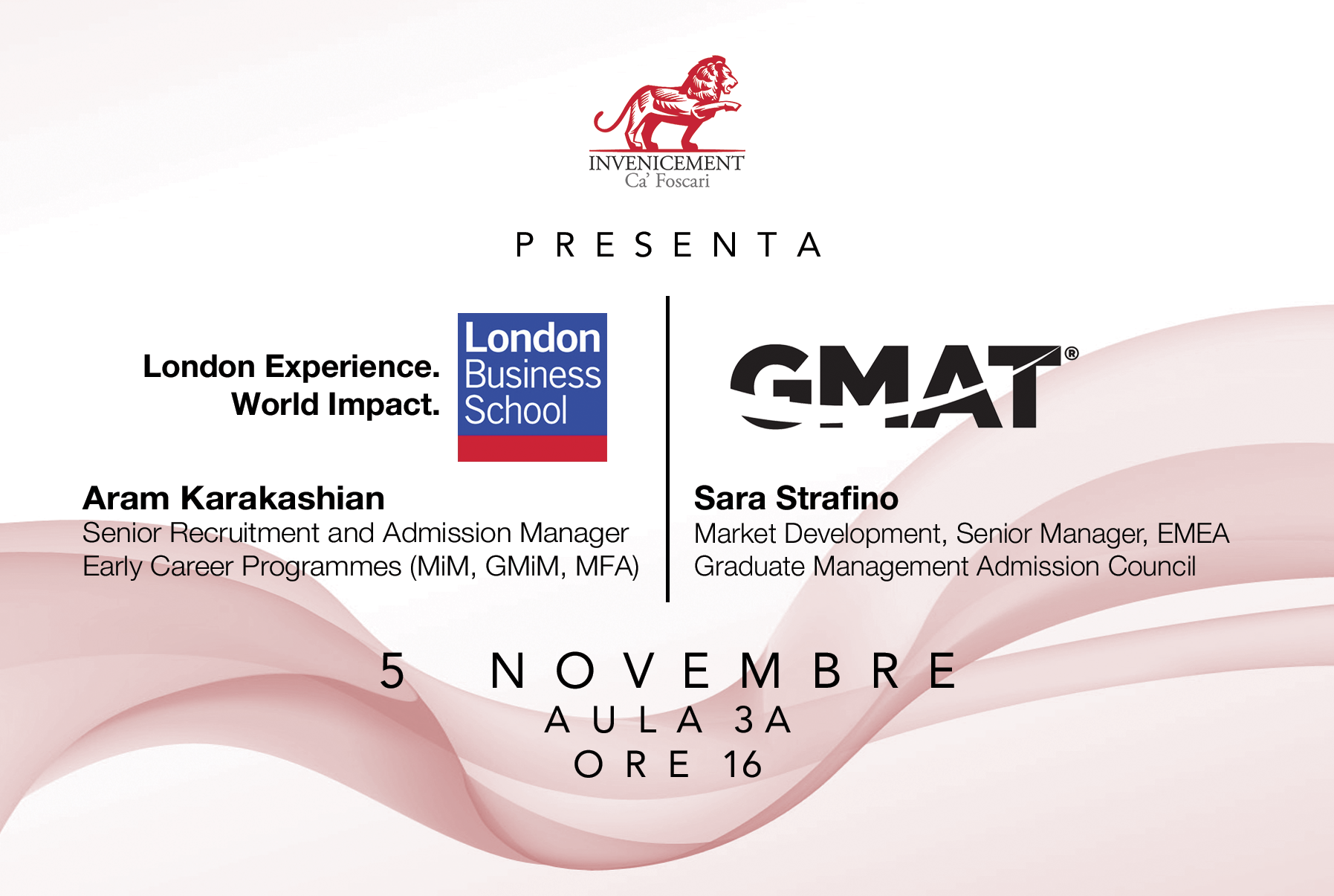 Introduction to: GMAT | LBS