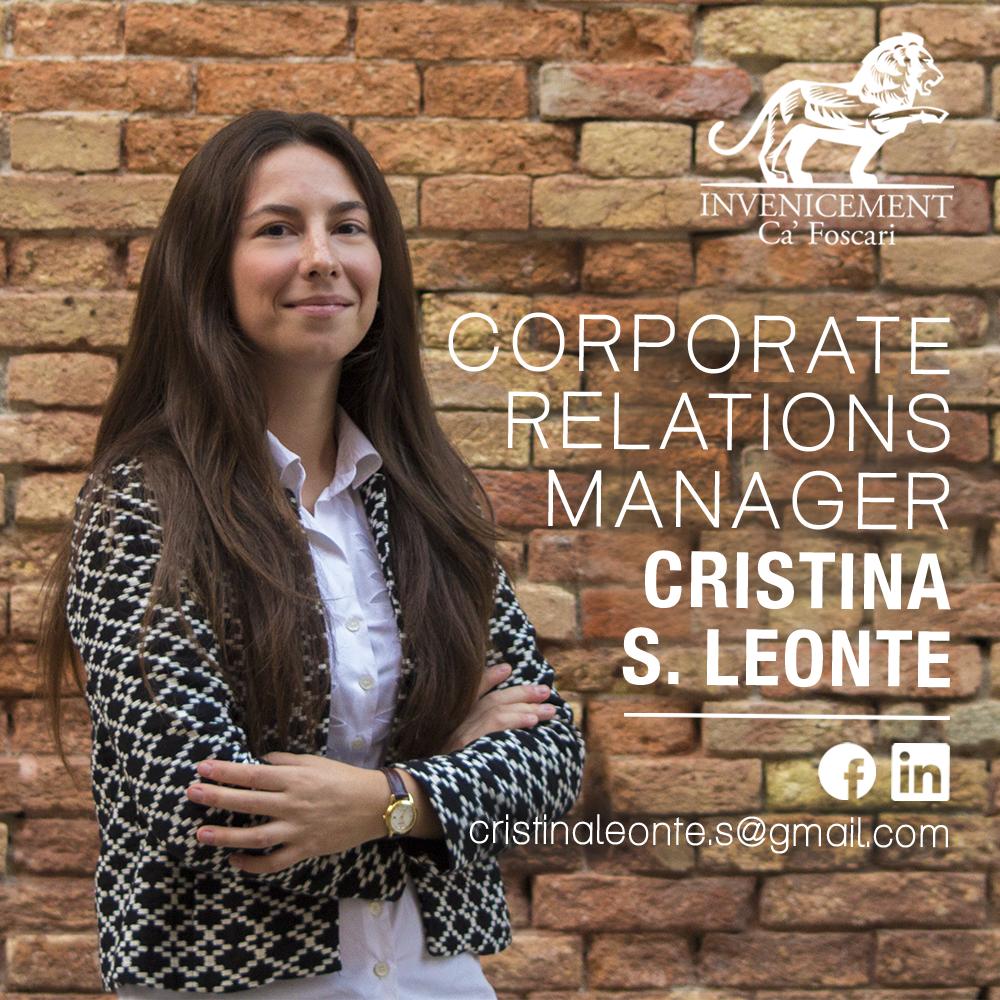 Cristina S. Leonte