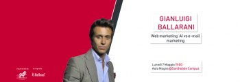 GIANLUIGI BALLARANI: Web Marketing