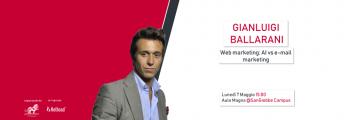GIANLUIGI BALLARANI: Web Marketing