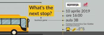 What's next stop? – Business Game Bus4Fun